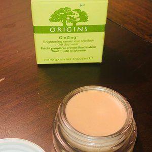 New In Box Origins Cream Eyeshadow